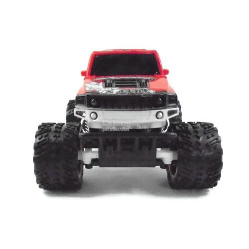 Remote Control Car ( Bigfoot Savage - Red )