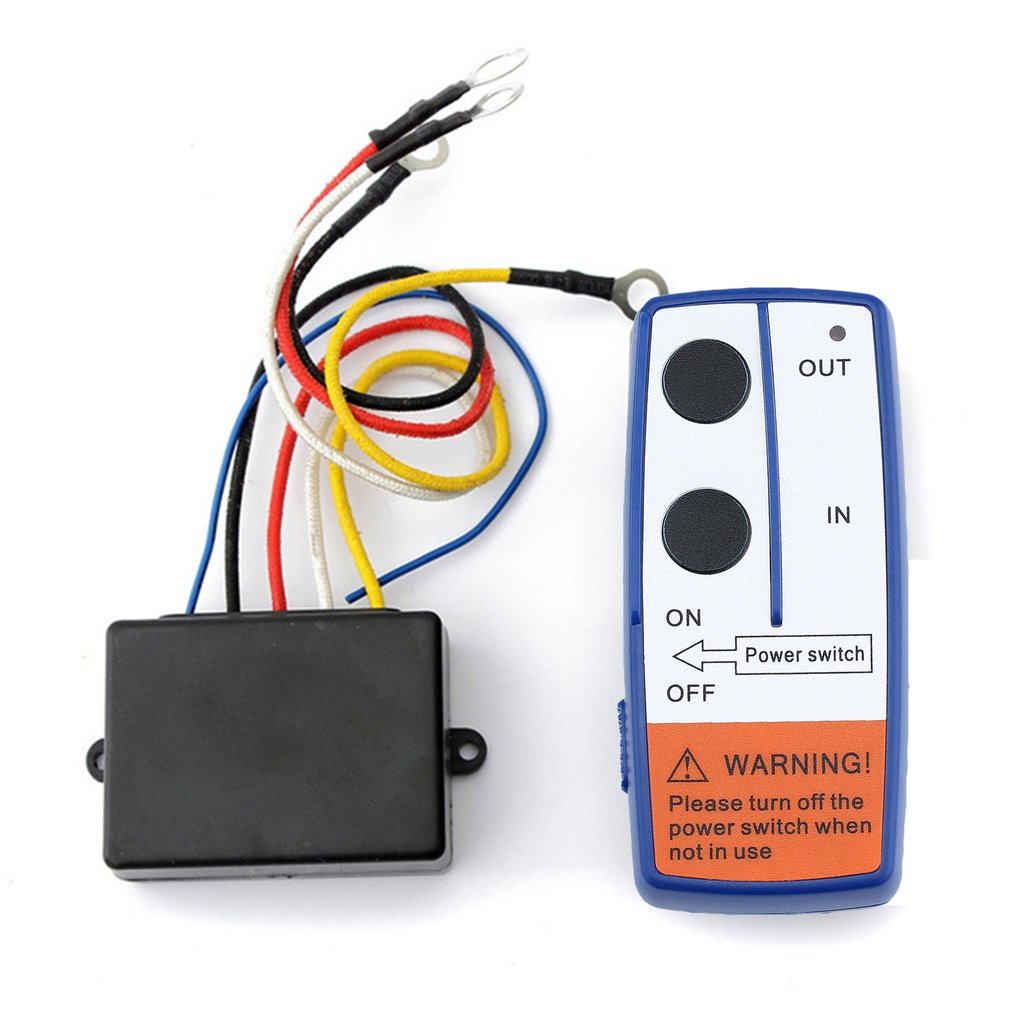 Winch Remote Control Reversing Motor Controller And Contactor For Coralhome Kit Wireless Switch Truck Atv Ishow I Sale 1010x1010
