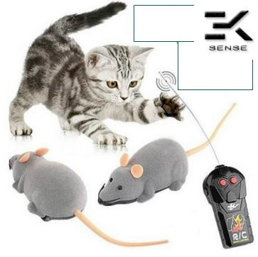 Remote Control Mouse Toy Interactive Toy for your Cat