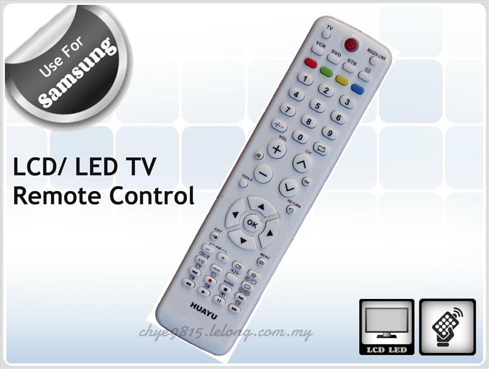 NEW Remote Control For Samsung LCD LED LCD TV Controller Replacement. ‹ ›
