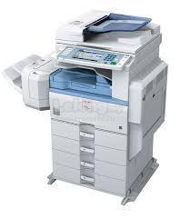 Rental MPC5000PS 4in1 Copy Print Scan Fax Photostat copy Photocopier