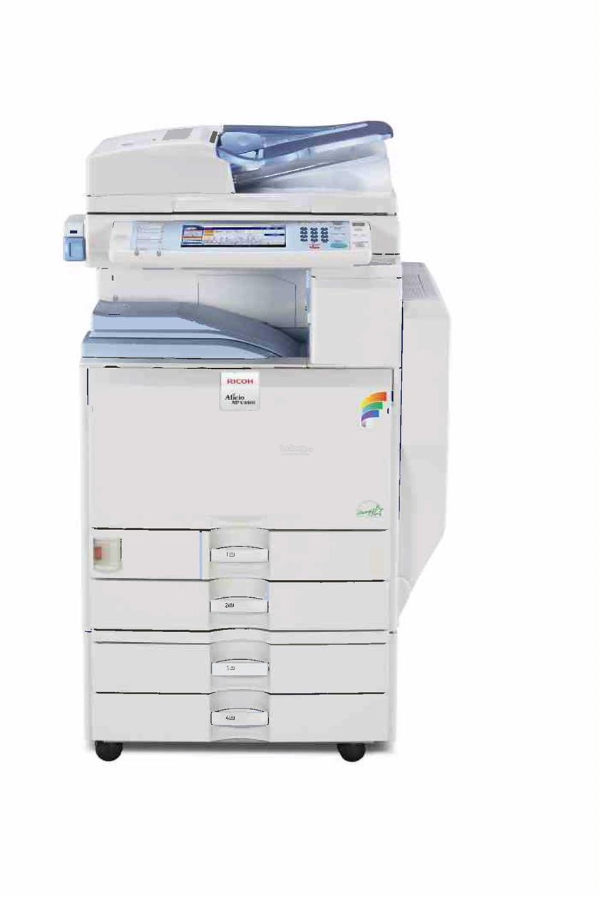 Rental Ricoh MPC3000ps printer (color)3in1 Copy Print Scan Photocopier