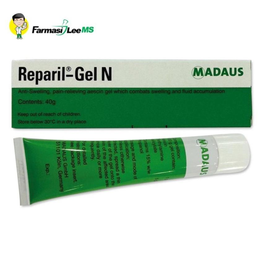Reparil Gel N 4 Perak End Time 4 26 2018 6 15 Pm Lelong My