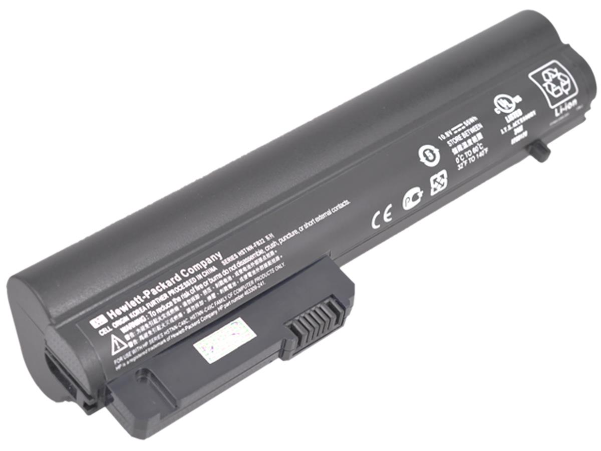 Replacement Battery 9 cells for hp elitebook 2530 2540 nc2400 nc2410