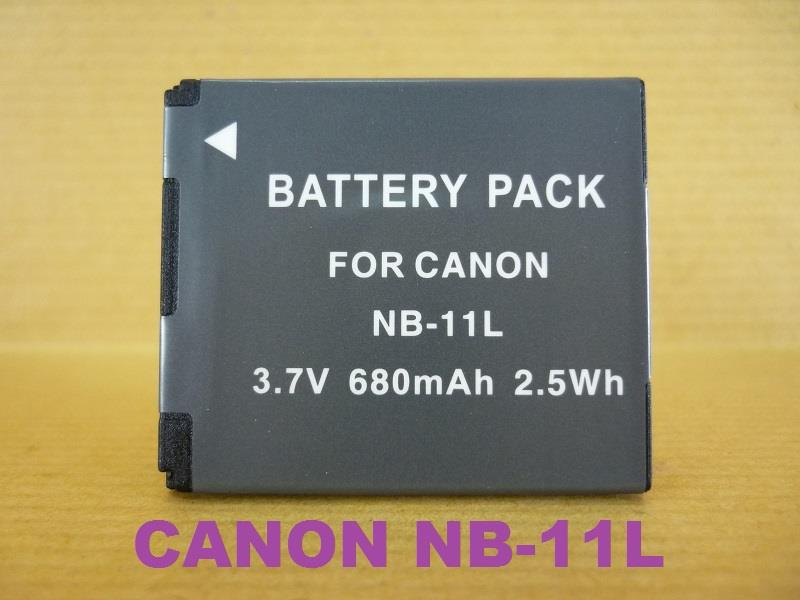 Replacement Battery for Canon NB-11L