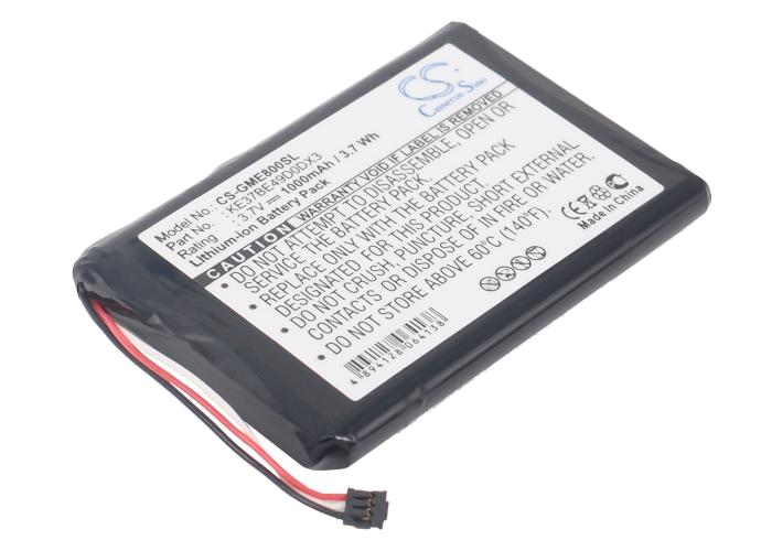 Replacement Battery for Garmin Edge 800 & 810