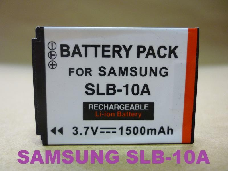 Replacement Battery for Samsung SLB-10A