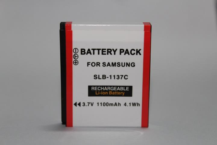 Replacement Battery for Samsung SLB-1137C