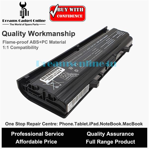 Replacement Battery TKV2V W4FYY X3X3X Dell Inspiron N4020 N4030 M4010
