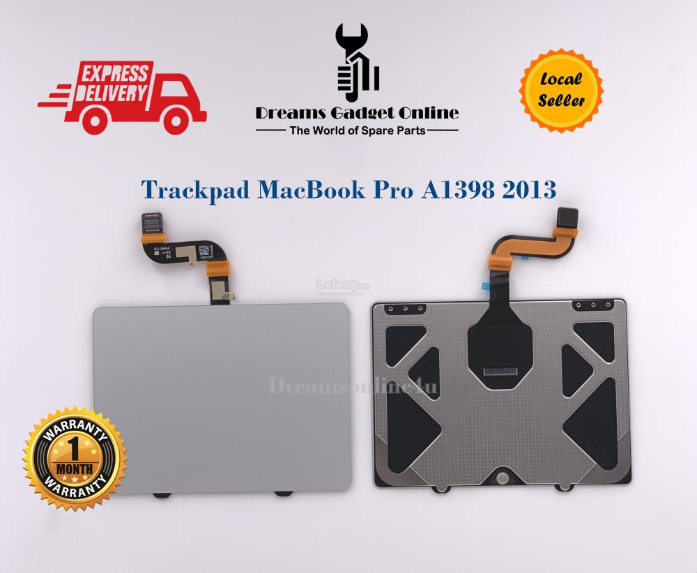 Replacement Trackpad Track Pad for Macbook Pro A1398 15 inch Retina