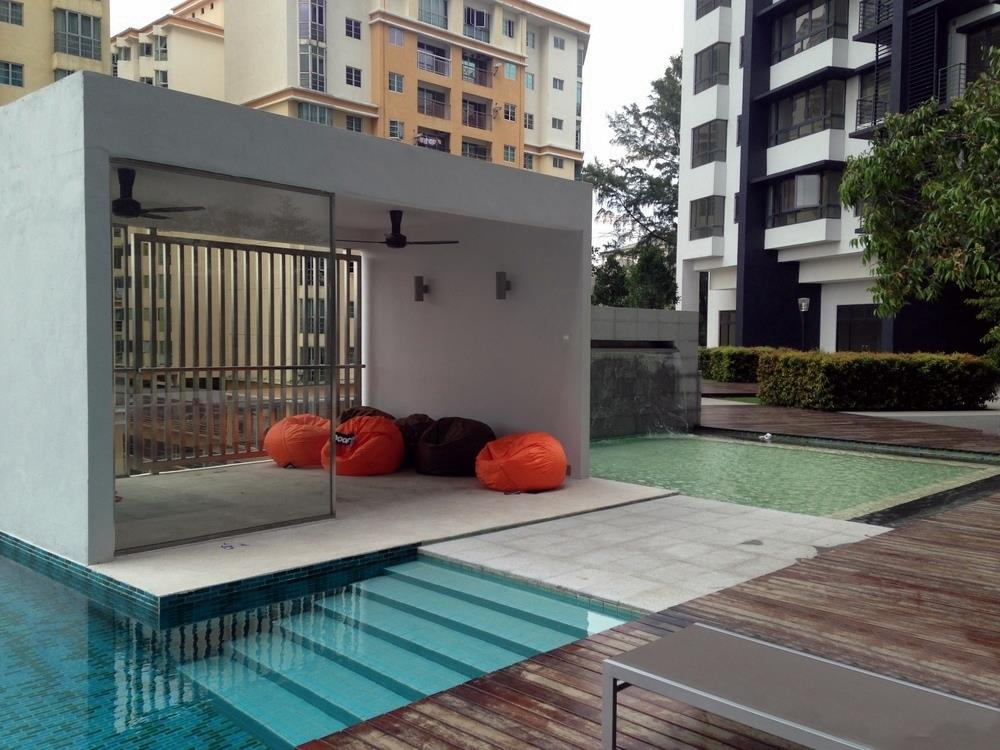 Residence 8 Condo for rent, Near KL and Puchong, Old Klang Road