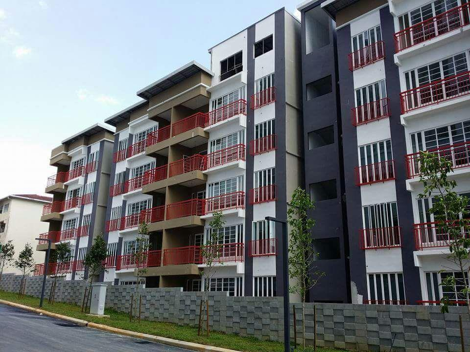 Residence D Apartment for sale, Taman Koperasi Maju Jaya, Cheras