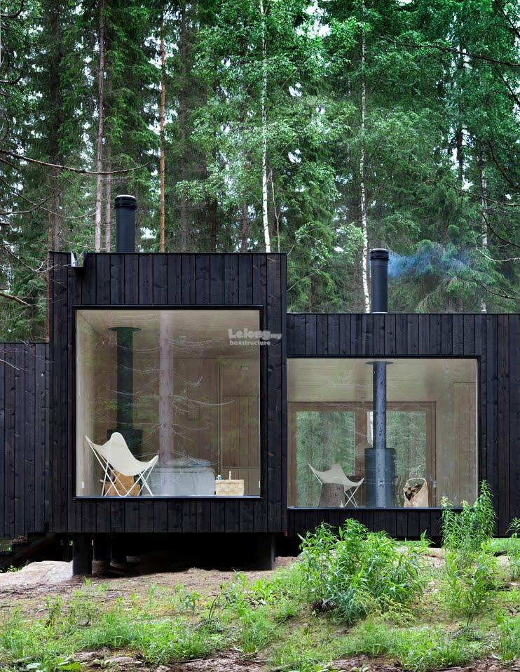Residential House Additional Living Space(Modular Box Structure)