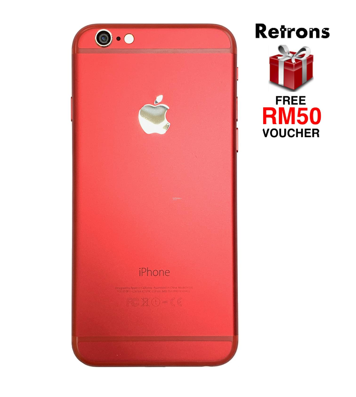 Iphone 6 Plus Red >> Retrons Apple Iphone 6 Plus Re End 1 28 2020 4 15 Pm