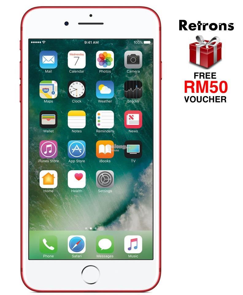 ++ RETRONS ++ APPLE iPHONE 6S PLUS RED ORIGINAL REFURBISHED e76a81b788