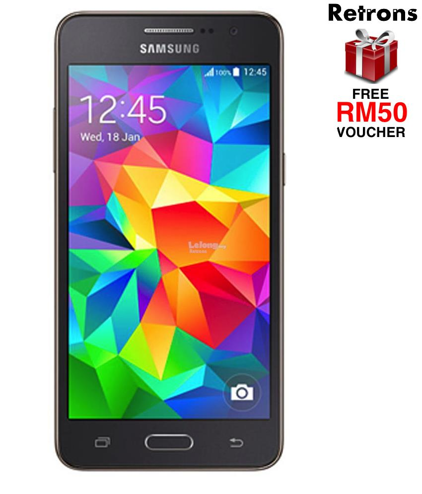 ad78d115626 ++ RETRONS ++ SAMSUNG GALAXY GRAND PRIME DUOS G530 (REFURBISHED)