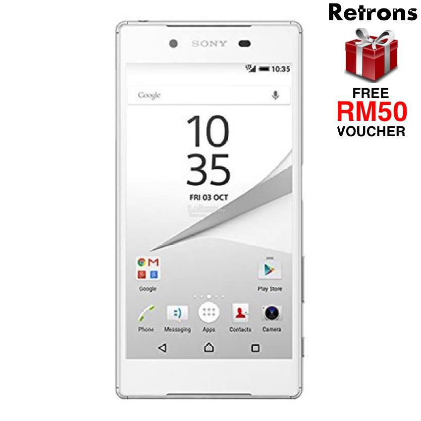 ++ RETRONS ++ SONY XPERIA Z5 E6683 4G DUAL SIM BRAND NEW IMPORTED