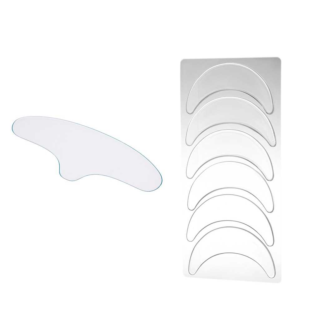 Reusable Anti Wrinkle Face Pad Silicone Invisible Forehead Pad