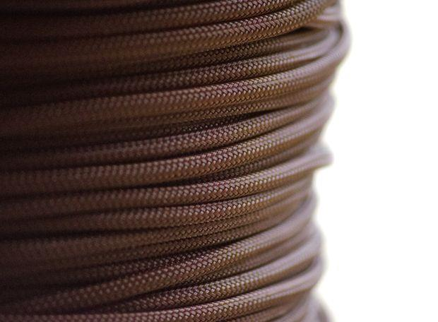 Revoluzion Technologia PET 4MM Sleeved Cable Cover - Brown Color