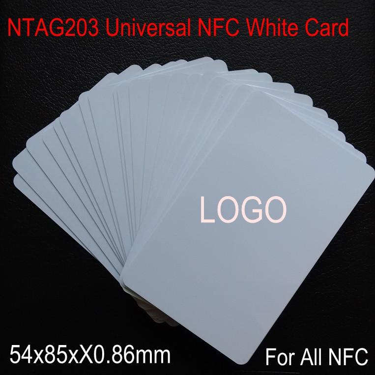 Rewritable NFC NTAG203 Tag/Access Card for Google Cardboard 144b
