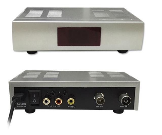 RF207 AV to RF Audio Modulator Video (end 8/8/2021 7:15 PM)