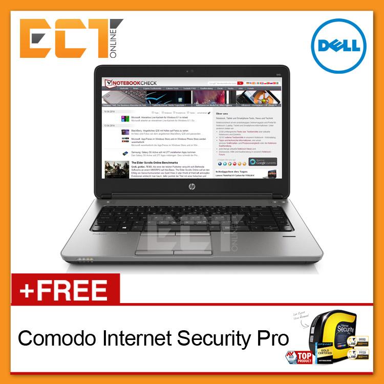 (RFB) HP ProBook 645 G1 (AMD A6-5350M 2 90Ghz,500GB,8GB,AMD  HD8450G,14