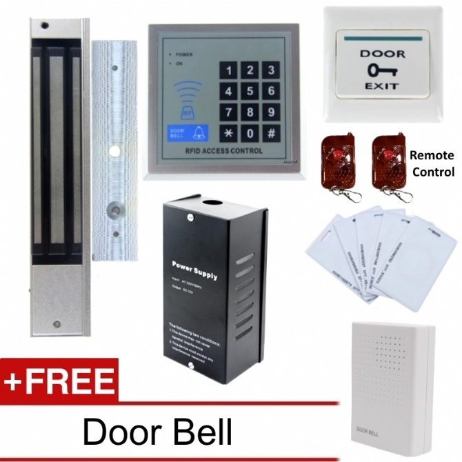 Rfid Door Access Control System With End 612020 1203 Pm