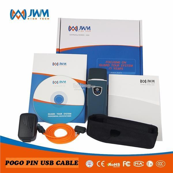 RFID Guard Tour System WM 5000V5 Set SSJ