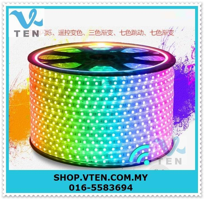 Rgb 5050 Ip65 Waterproof Led Strip End 7 11 2020 10 15 Am