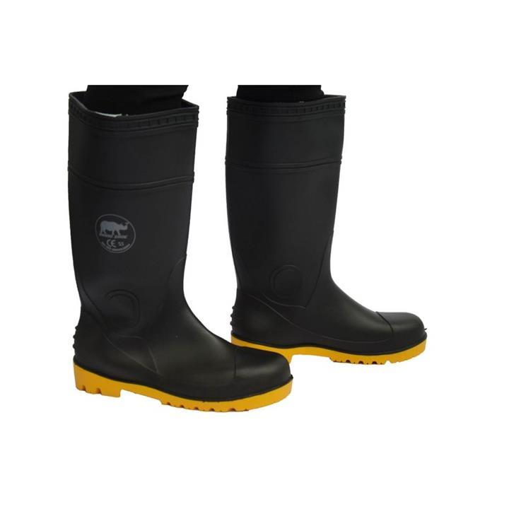 fd3d55cea90 RHINO SHOE Waterproof Series High Cut Wellington Safety Boots BWB302SP