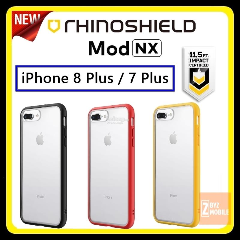 RhinoShield ModNX Mod NX Modular iPhone 8 Plus 7 Plus case cover