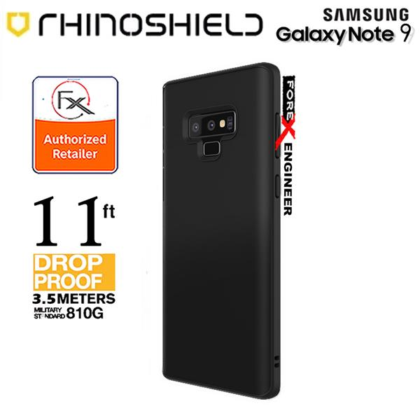sale retailer 60eaf d1a7f Rhinoshield SolidSuit for Samsung Galaxy Note 9