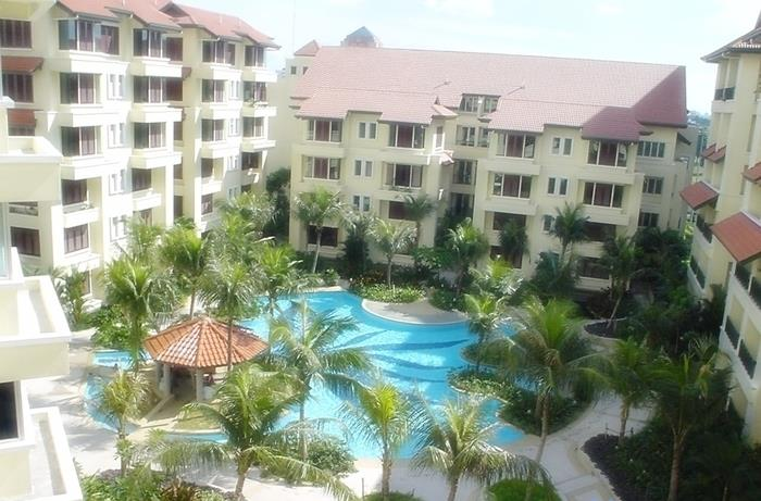 Riana Green Condo for rent, Studio Type, Fully Furnished, Tropicana,PJ