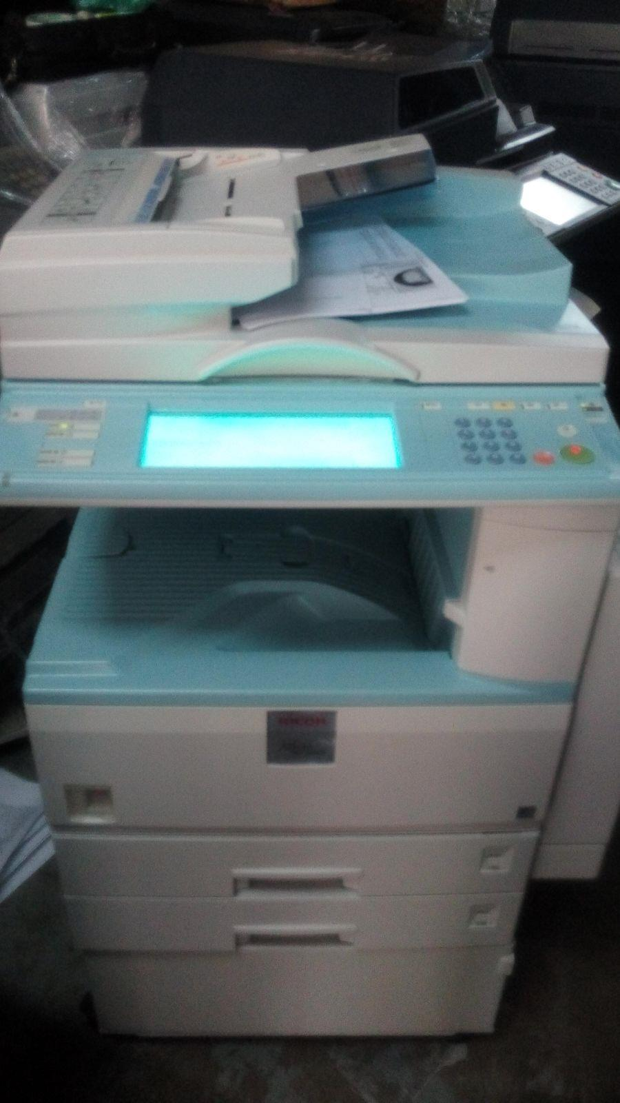 RICOH 2027 3030 MP3010 RECOND A3 COPIER PHOTOSTAT MESIN
