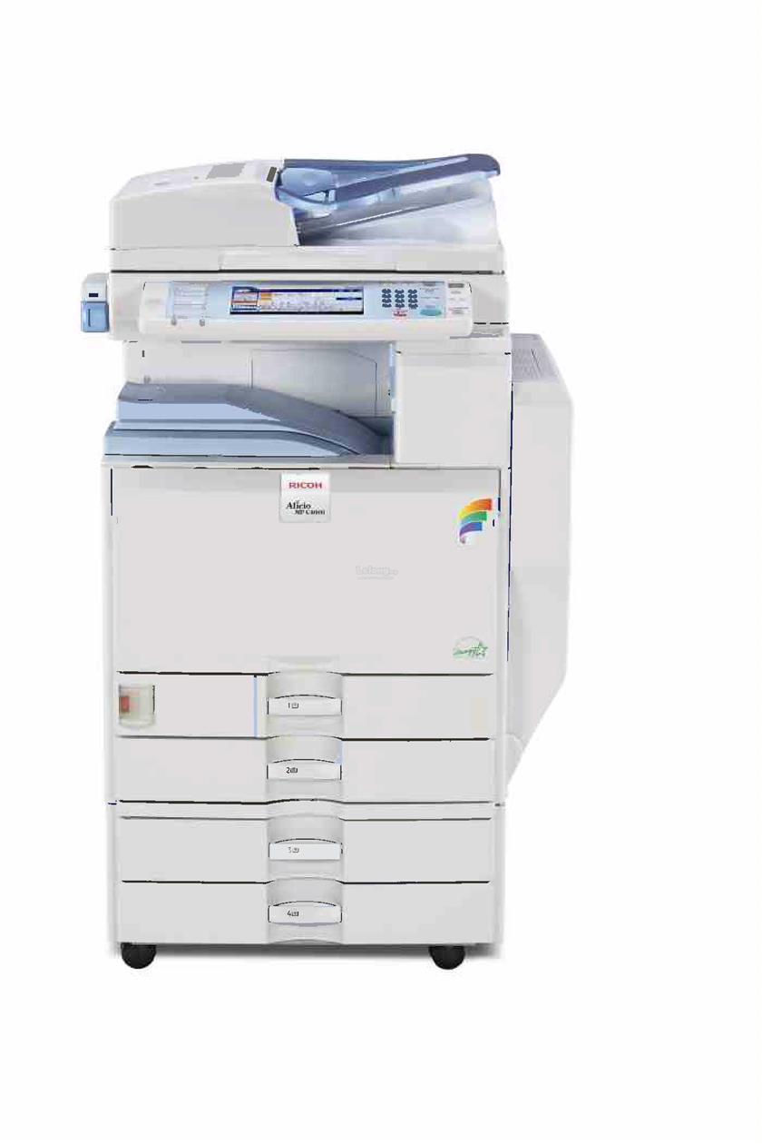 Ricoh Aficio MP 4000B Multifunction B & W PCL6 Driver for Windows Mac