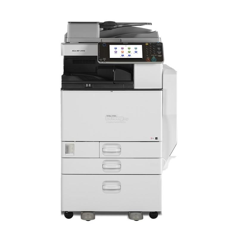 Ricoh Color MPC3502psf 4in1 Copy Print Scan Fax Photostat Photocopier