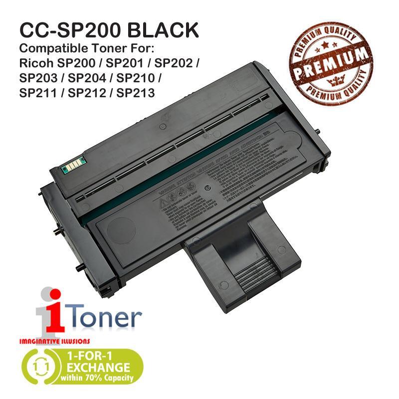 Ricoh SP200 / SP210