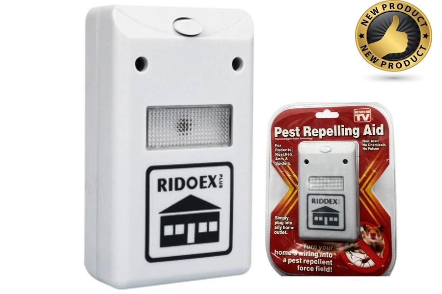 riddex pest repelling aid instructions