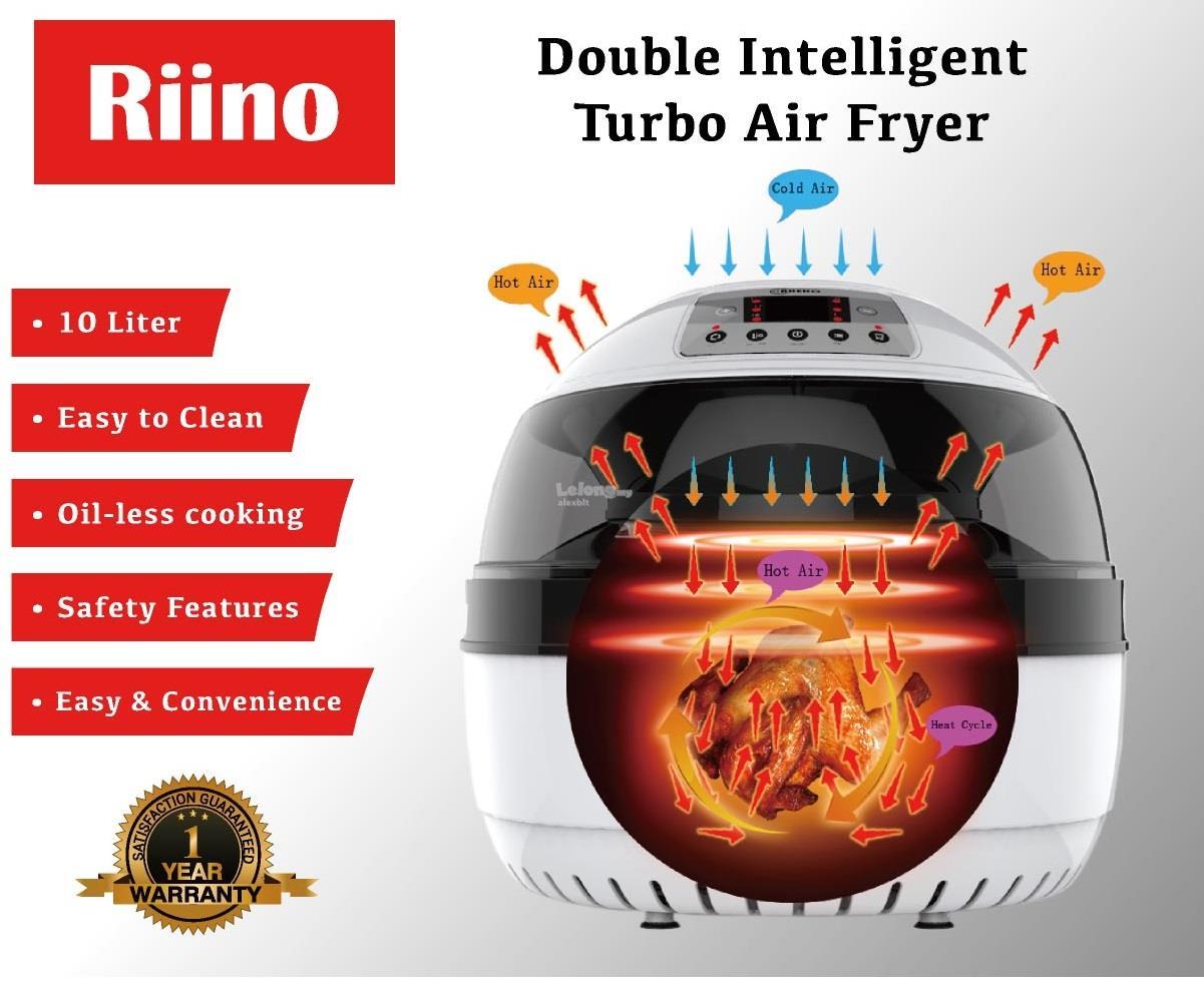 Riino Air Fryer Turbo End 10 15 2017 9 15 Pm