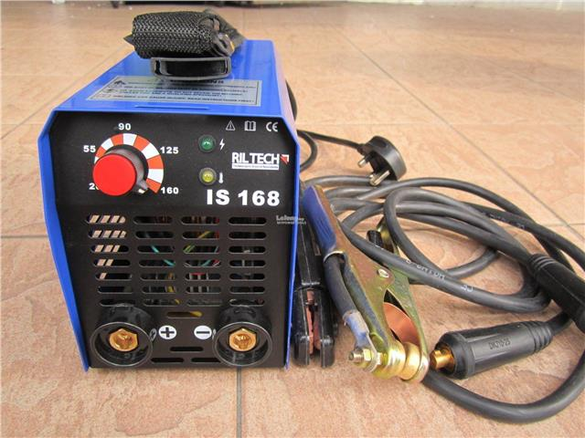 RilTech IS168 Advanced IGBT Inverter Welding Machine