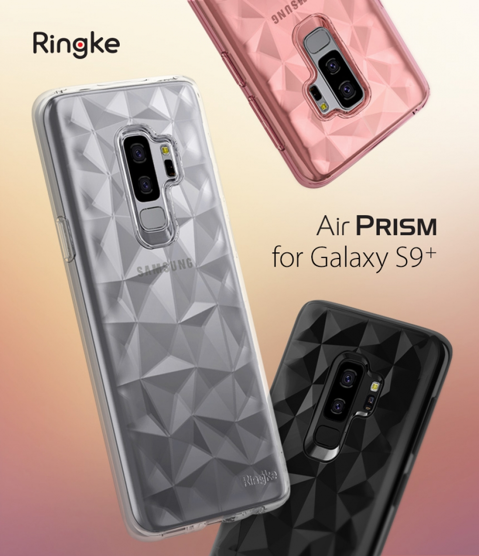 quality design 71479 45697 Ringke Air Prism Case - Samsung Galaxy S9 Plus / S9+