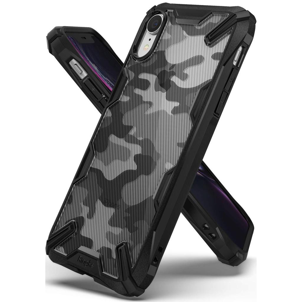 promo code c9706 74766 RINGKE FUSION X DESIGN iPhone XR Camo case cover casing