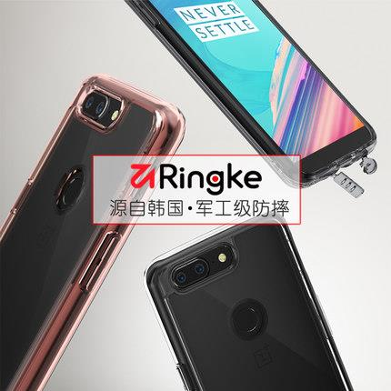 Ringke one plus 5T/One Plus 6/One plus 3/3T ultra thin transparent cas