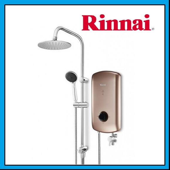 RINNAI DC Rain Shower Pump Water Heater REI-B360DP-RS