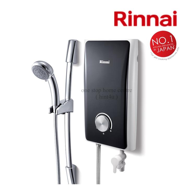 Rinnai REI-A360DP-WS/WB Ore Electric Water Heater (Handshower/DC Pump)