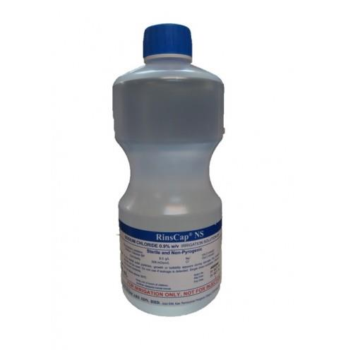 Rinscap Sodium Chloride  0.9% For Irrigation 1000ML