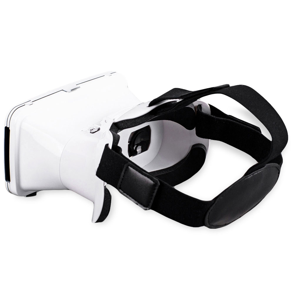RITECH RIEM III VIRTUAL REALITY 3D HEAD-MOUNTED GLASSES WITH REMOTE CO..