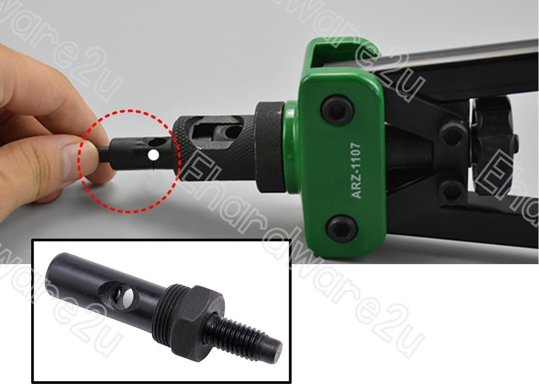 Rivet Nut Riveter Tool Mandrels Thread Replacement (ARZ-RP)