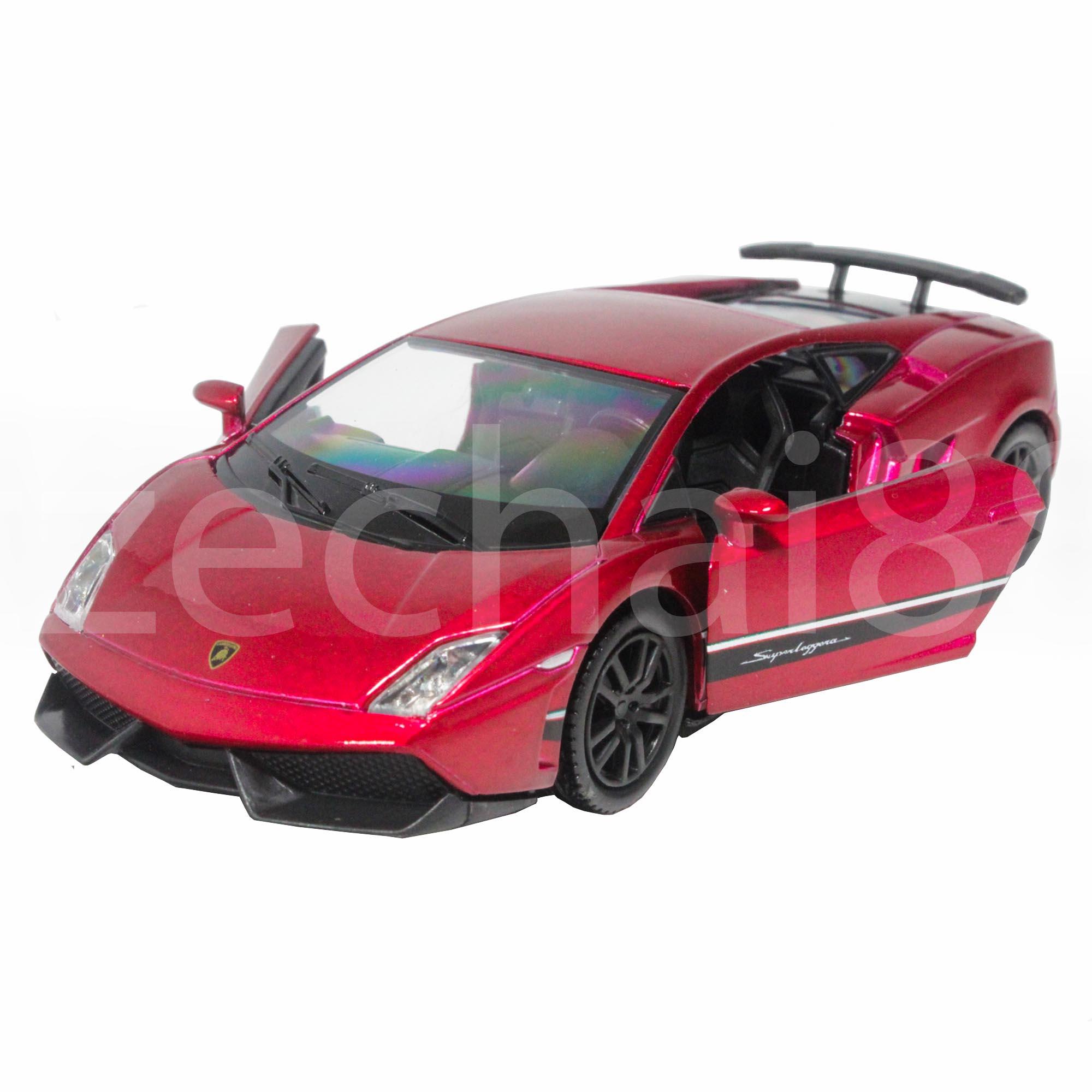 RMZ City 1:32 Die Cast Lamborghini Gallardo LP 570 4 Superleggera Car