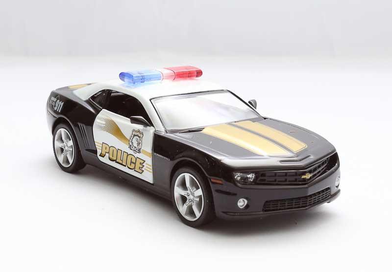 Rmz city chevrolet camaro police